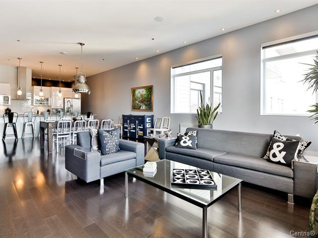 Stunning High-End Urban Loft with Views – RENTED