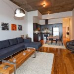 New Loft with Garage – RENTED