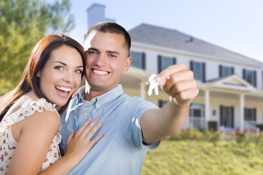 How to be a first-time home buyer
