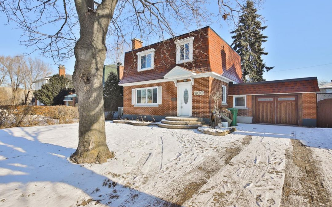Updated Home in Lachine – SOLD