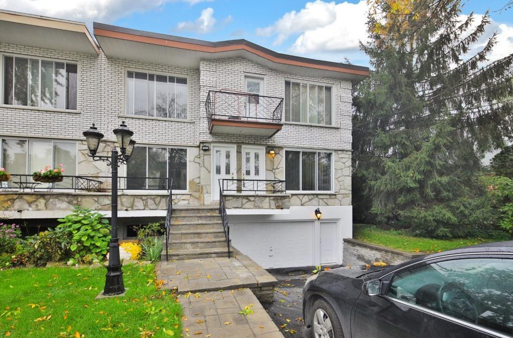 Large Dorval Duplex in Great Neighbourhood- OFF Market