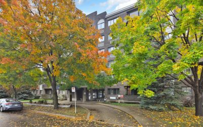 Large and Bright Condo for Sale with Great Views – Dorval